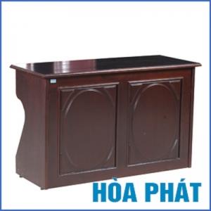 Bàn hội trường Hòa Phát BHT12DH4- VENEER
